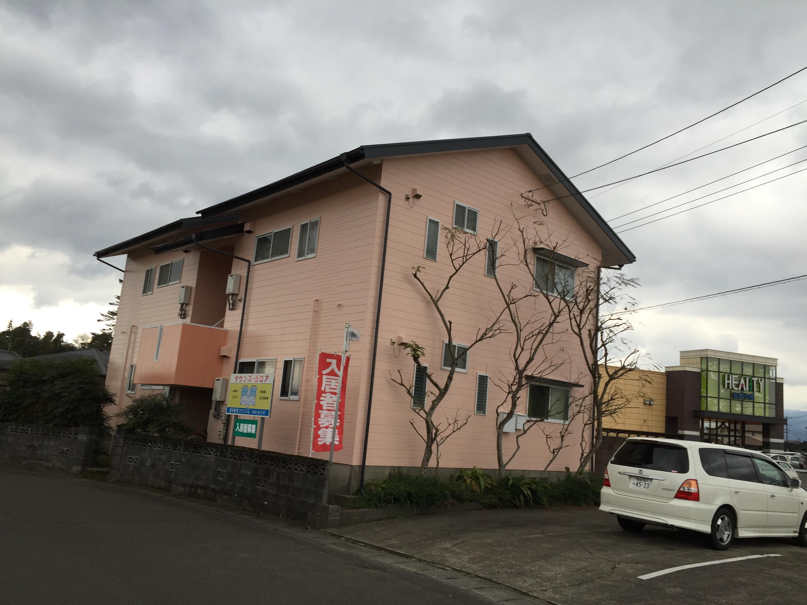【 タウンズ・ガロア 】